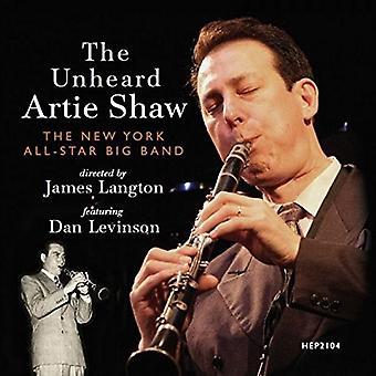 Levinson * Dan / New York All-Star bigband - uhørt Artie Shaw [CD] USA import