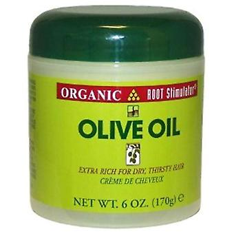 Organic Root Stimulator Olive Oil Creme 4oz