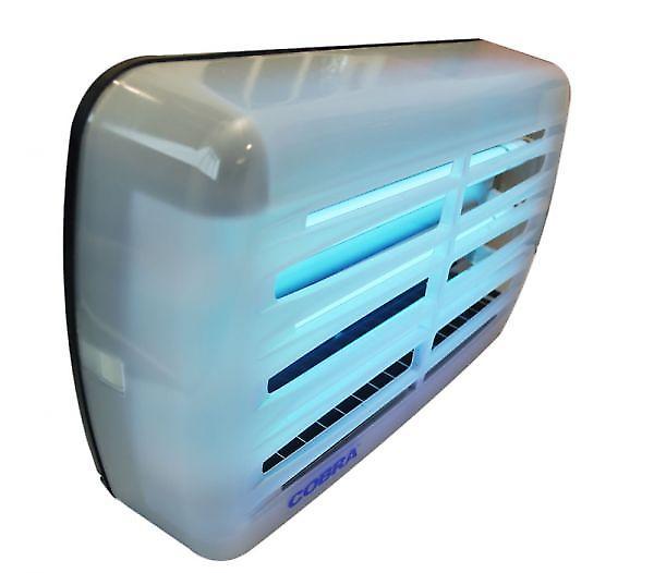 Electric Fly Killer | Genus® Cobra| 45 Watt | Translucent | Shatterproof Tubes