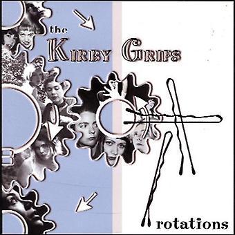 Kirby greb - rotationer [CD] USA importerer