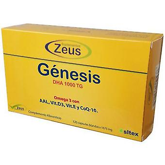 Zeus Genesis dha of zeus high concentration in dha and antioxidants