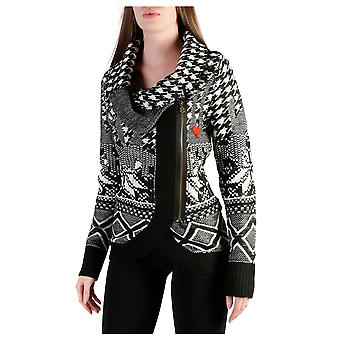 Desigual Women Sweaters Black
