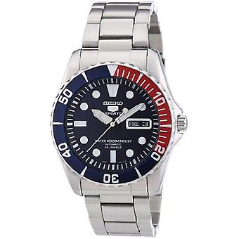 Seiko 5 Sports Automatic Stainless Steel Two-Tone Men's Watch SNZF15K1