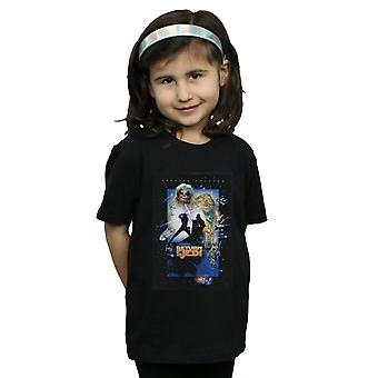 Star Wars Girls Episode IV Movie Poster T-Shirt