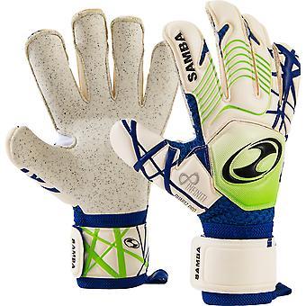 Samba Infiniti Quartz Pro Goalkeeper Gloves Size