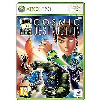 Ben 10 Ultimate Alien Cosmic Destruction (Xbox 360)