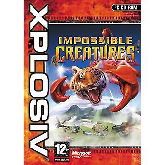 Impossible Creatures (Xplosiv Bereich)