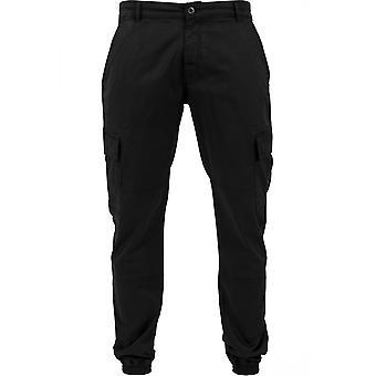 Urban classics pants washed cargo Twill