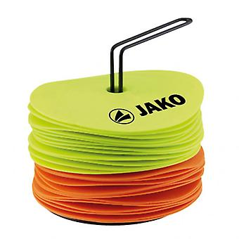 JACOB marker discs