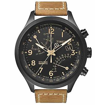 Timex IQ T serie Fly-Back Chronograph T2N700 ur