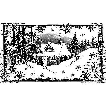 Crafty Individuals Unmounted Rubber Stamp 4