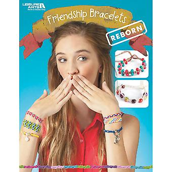 Leisure Arts-Friendship Bracelets Reborn
