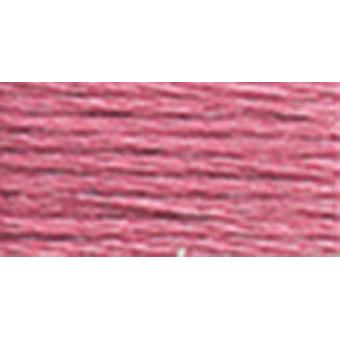 DMC Pearl Cotton Skein Size 3 16.4yd-Medium Mauve