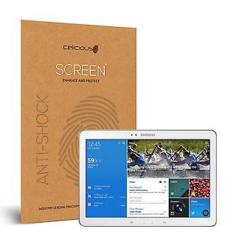 Celicious Impact Anti-Shock Shatterproof Screen Protector Film Compatible with Samsung Galaxy Tab Pro 10.1