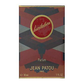 Jean Patou Invitation Parfum Splash 1,0 Oz/30 ml en boîte (Vintage)