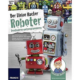 Robot assembly kit Franzis Verlag Der kleine Hacker: Roboter konstruieren und programmieren 978-3-645-65305-3 10 years and over