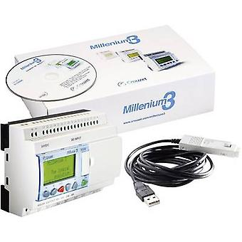 Kit del arrancador PLC 24VDC Crouzet M3MaxStartErwDC(AdtCont) XD26 24 V