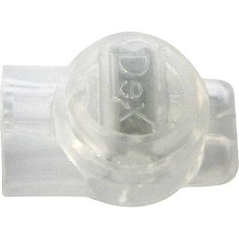 CellPack 145622 Core connector flexible: 0.13-0.64 mm² rigid: 0.13-0.64 mm² Number of pins: 3 100 pc(s) Transparent