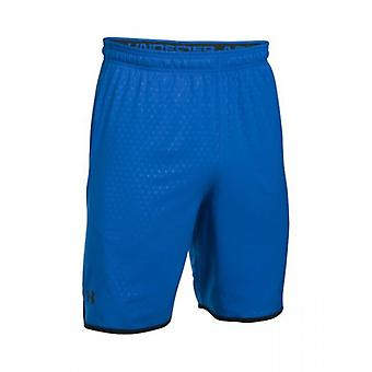 Under Armour qualifier novelty short blue 1289623-789