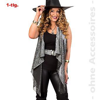Gilet de Este Womens Halloween araignée Womens costume de filature