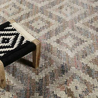 Rugs -Passion - 0873/01 In Beige & Blue