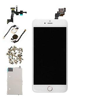 Stuff Certified ® iPhone 6S Plus Front Mounted Display (LCD + Touch Screen + Parts) A + Quality - White