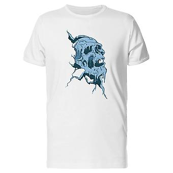 Old Frozen Skull Tee Men's -Image by Shutterstock