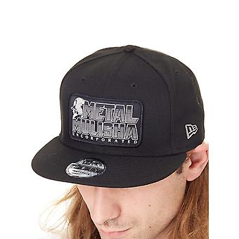 Metal Mulisha New Era Black Jail Break Snapback Cap