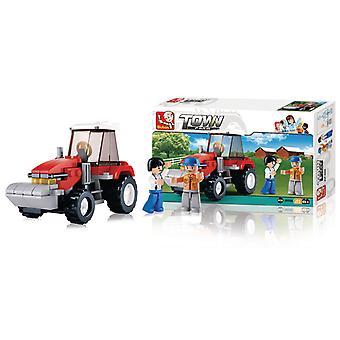 Sluban M38-B0556 Stadt Traktor