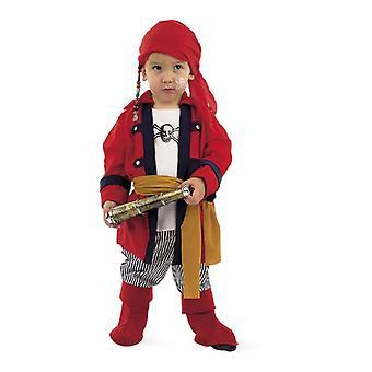 Buccaneer pirate kids costume Corsair young costume