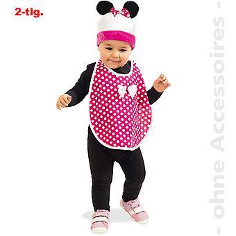 Niño pequeño ratón traje de bebé Minnie mouse Minniekostüm