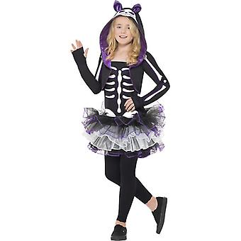 Skelly Cat Costume, Teen 13+