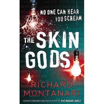Os deuses de pele por Richard Montanari - livro 9780099486893