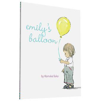 Emily's Balloon by Komako Sakai - 9781452145679 Book
