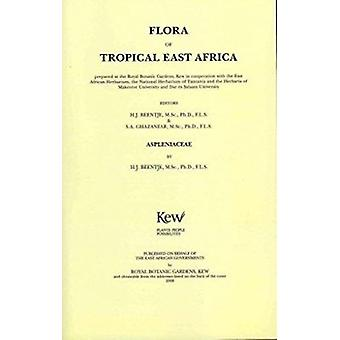 Flora of Tropical East Africa - Scrophulariaceae by Henk J. Beentje -