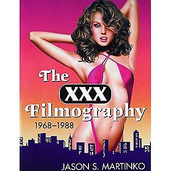XXX filmografi, 1968-1988