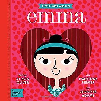 Little Miss Austen: Emma-Emotions Primer (BabyLit)