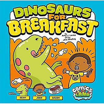 Dinosauri per colazione
