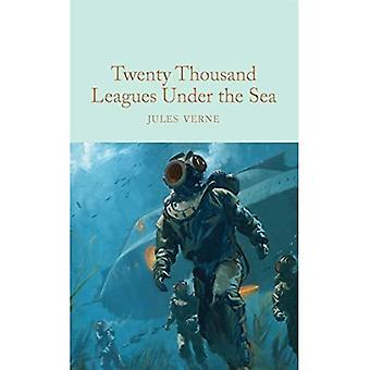 Twenty Thousand Leagues Under the Sea (Macmillan Collector's Library)
