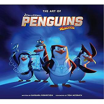 The Art of the Penguins of Madagascar