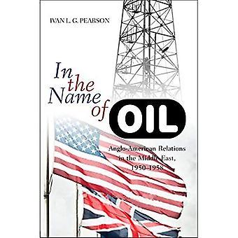Im Namen von Öl