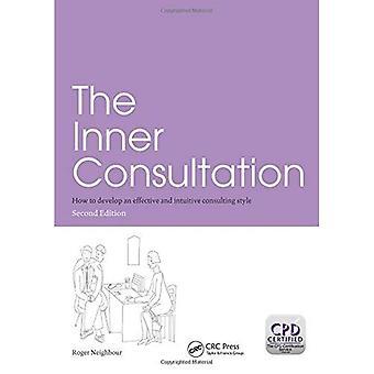 La consulta interna: Cómo desarrollar un estilo de consultoría eficaz e intuitiva