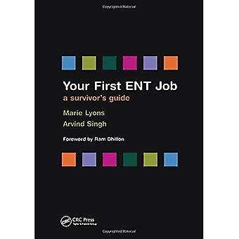 ENT din första: Efterlevandepension jobbguiden