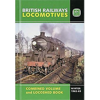 abc British Railways Combined Volume Parts 1-7 Winter 62/63