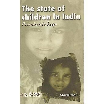 La situation des enfants en Inde: Promises to Keep