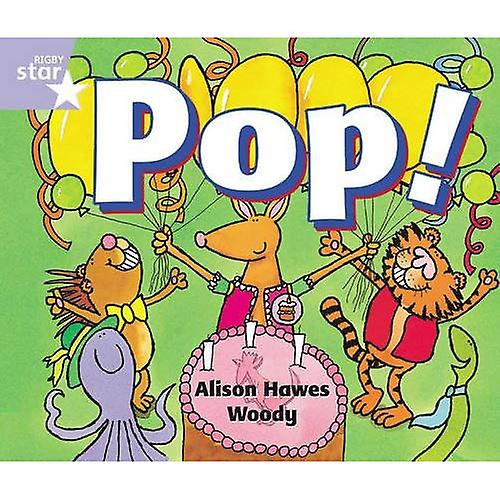 Rigby Star Guided Reception: Lilac Level: Pop! Pupil Book