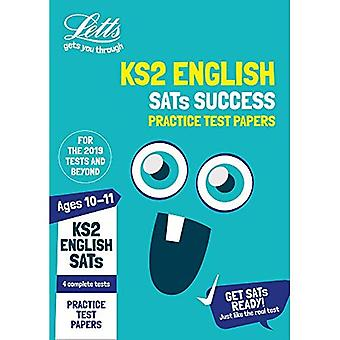 KS2 English SATs Practice Test Papers: 2019 tests (Letts KS2 SATs Success) (Letts KS2 SATs Success)