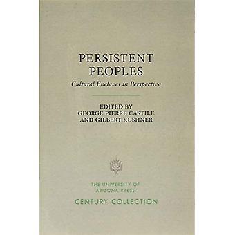 Persistente popoli: Enclavi culturali in prospettiva (insieme di secolo)