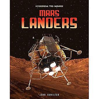 Mars Landers (Mission to Mars)