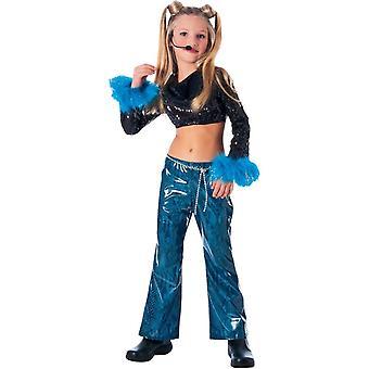 Pop Star Child Costume